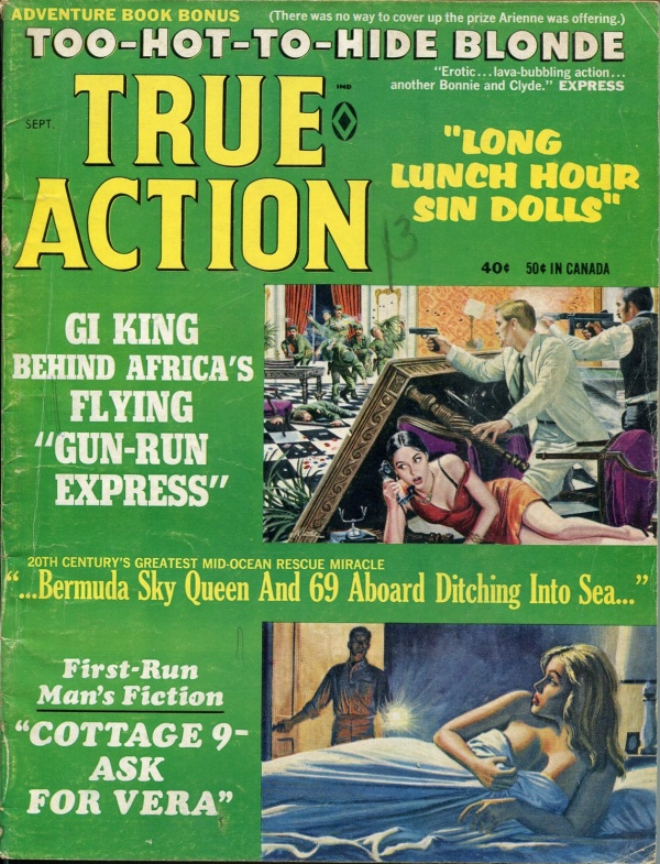 True Action September 1968