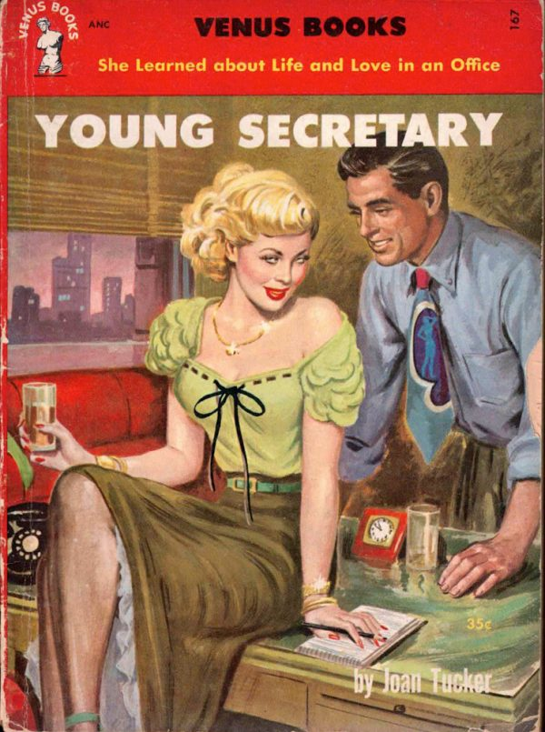 Venus Books No 167, 1954