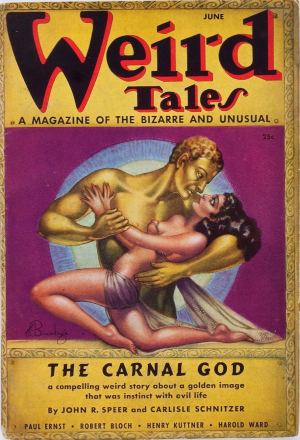 Weird Tales - June 1937