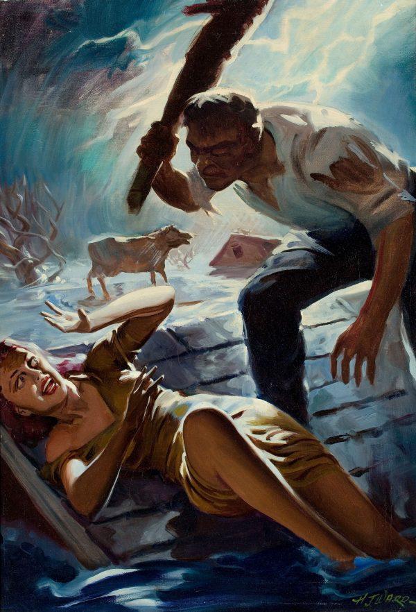 23597223-HUGH_JOSEPH_WARD_(1909-1945)._Speed_Adventure_Stories_cover,_November_1943
