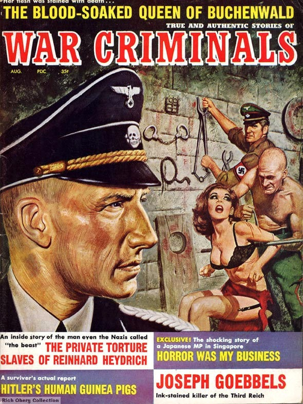 28695894-WAR_CRIMINALS_-_1963_08_August_-_cover_by_Syd_Shores_(wm)-8x6