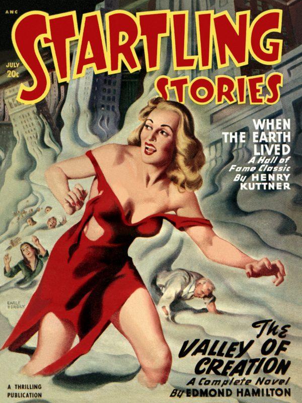 Startling Stories, July 1948