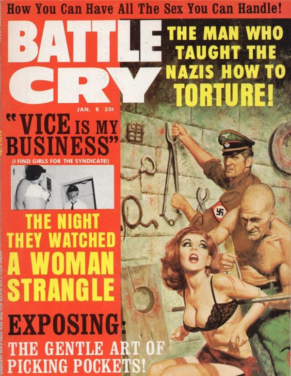 Battle Cry January 1968