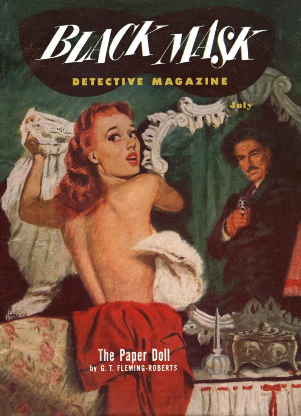 Black Mask July 1951