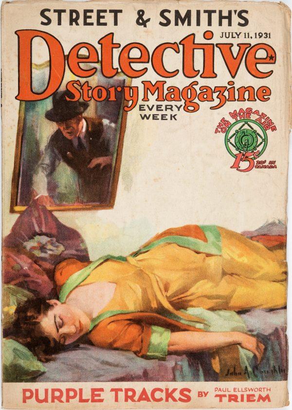 Detective Story Magazine - July 11, 1931