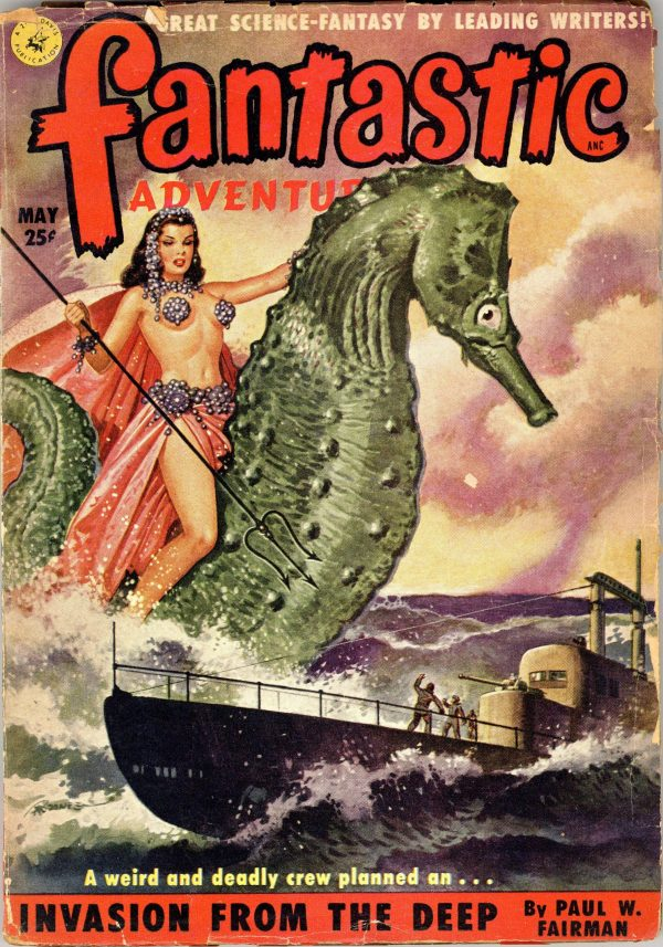 Fantastic Adventures May 1951