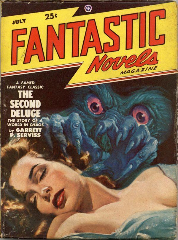 Fantastic Novels July 1948