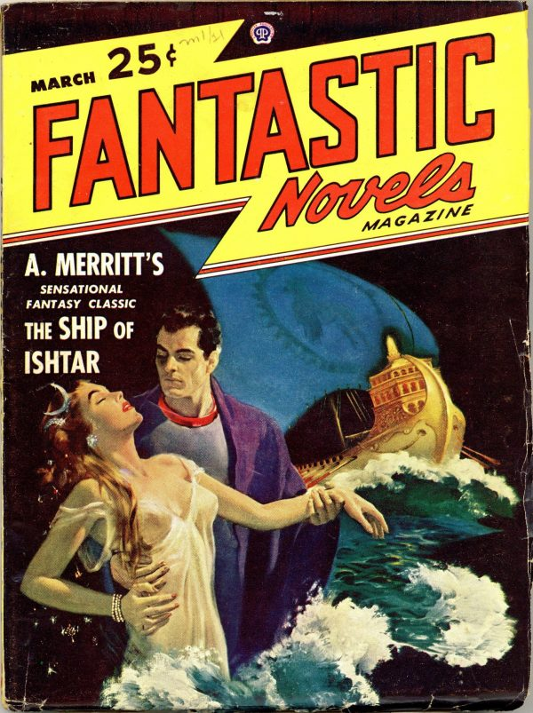 Fantastic Novels March 1948