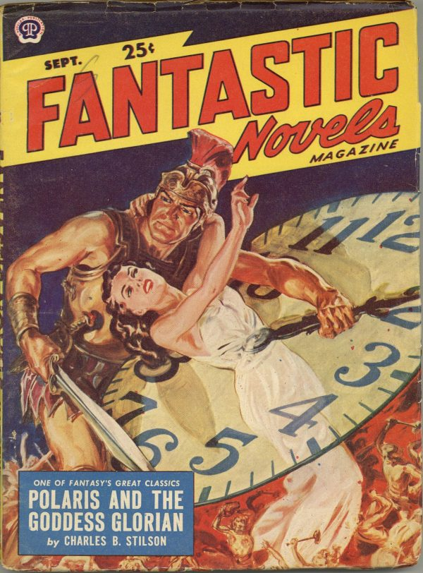 Fantastic Novels September 1950