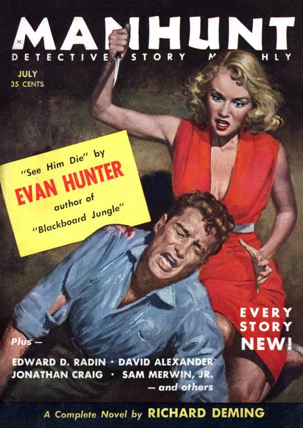 Manhunt July 1955