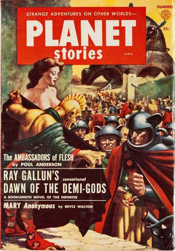 Planet Stories Summer 1954