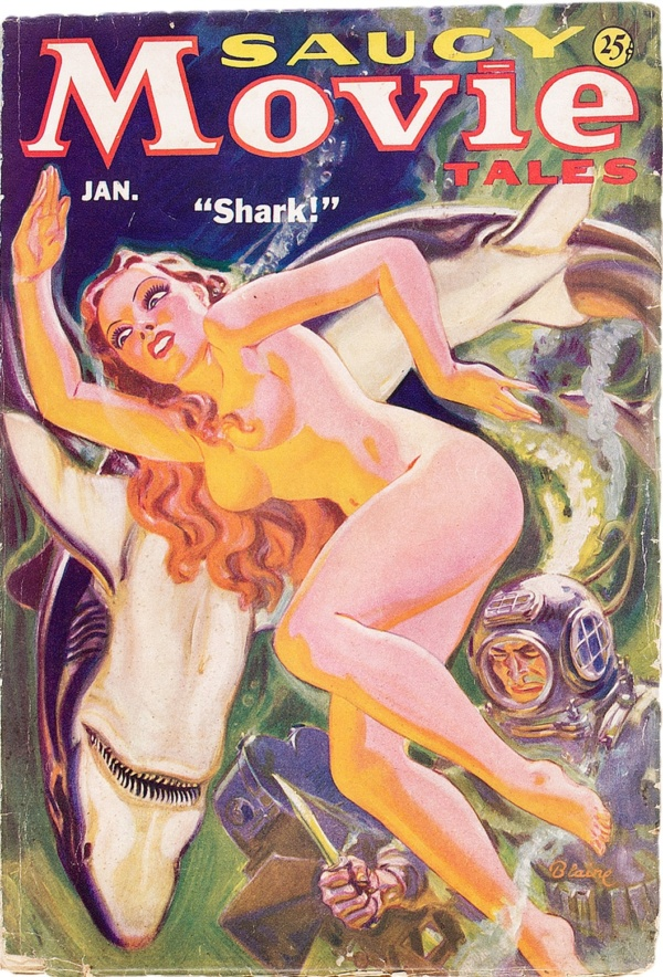 Saucy Movie Tales - January 1936