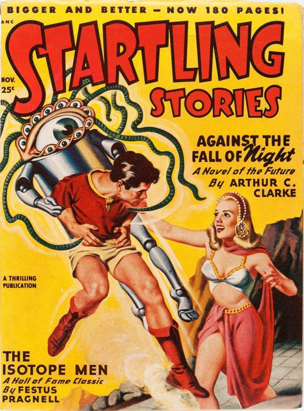 Startling Stories - November 1948