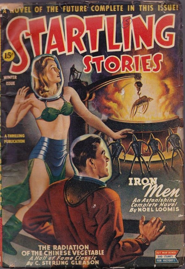 Startling Stories Winter 1945