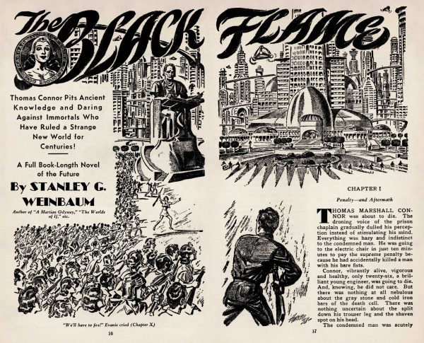Startling Stories v01n01 - 016-017 The Black Flame