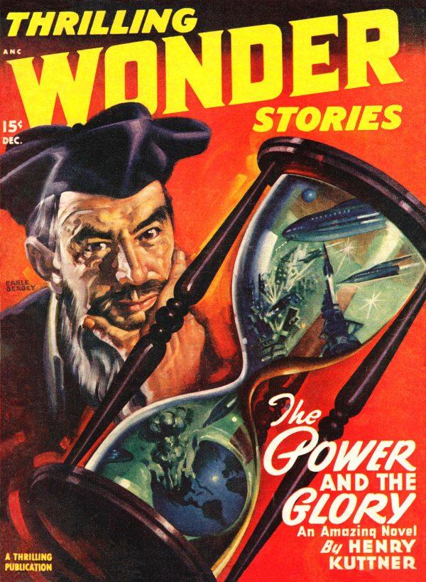 Thrilling Wonder Stories December 1947