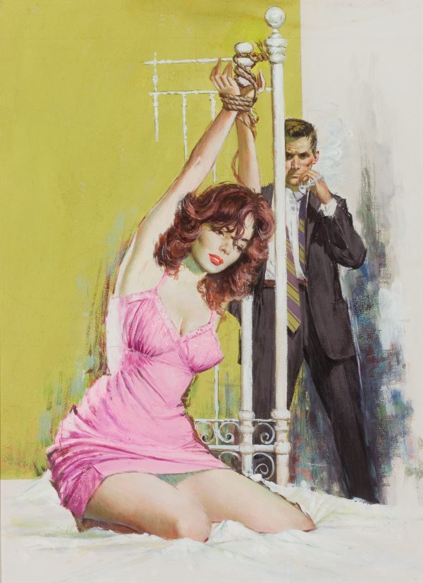 24356882-Odds_Against_Linda,_paperback_cover,_1960