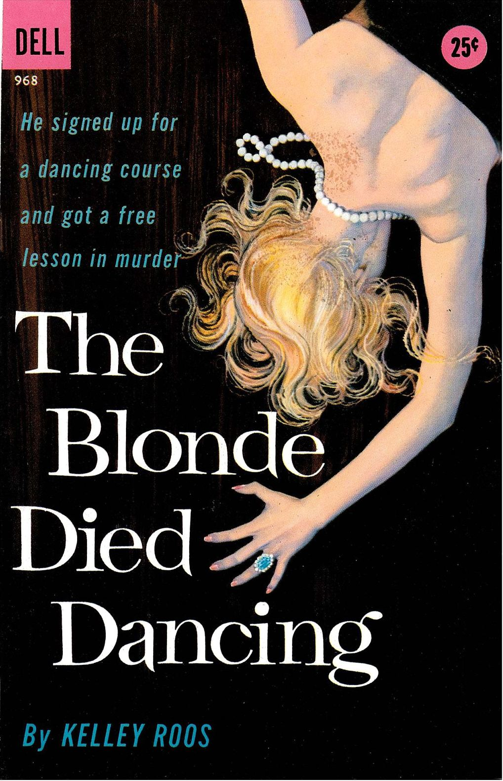 Image result for the blonde died dancing