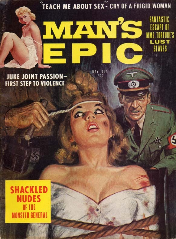 25176295-MAN'S_EPIC,_May_1966_-_cover_by_Mel_Crair-8x6[1]