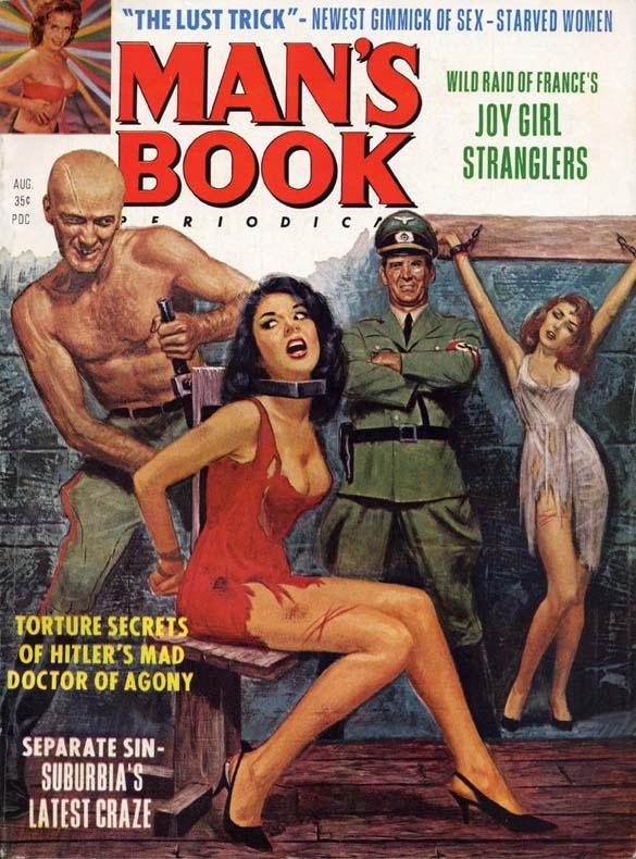 25176324-MAN'S_BOOK,_August_1966_-_cover_by_Mel_Crair-8x6[1]
