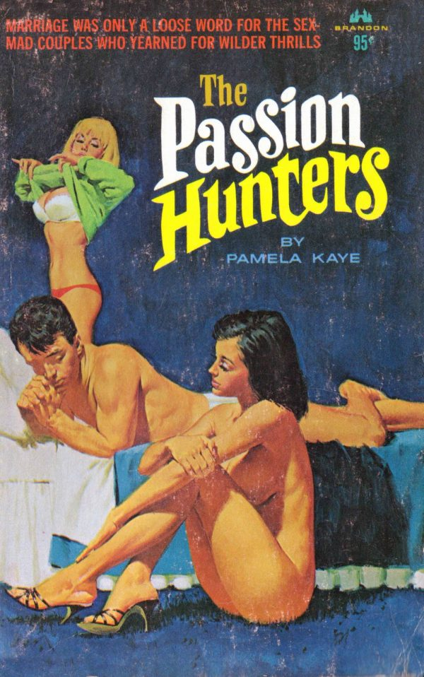 33250774-The Passion Hunters - illus Fred Fixler
