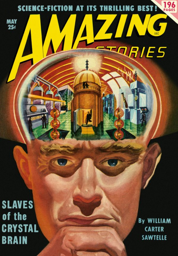 Amazing Stories, May 1950