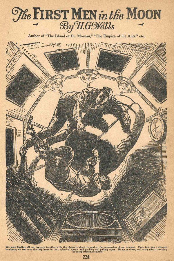 Amazing Stories December 1926-1