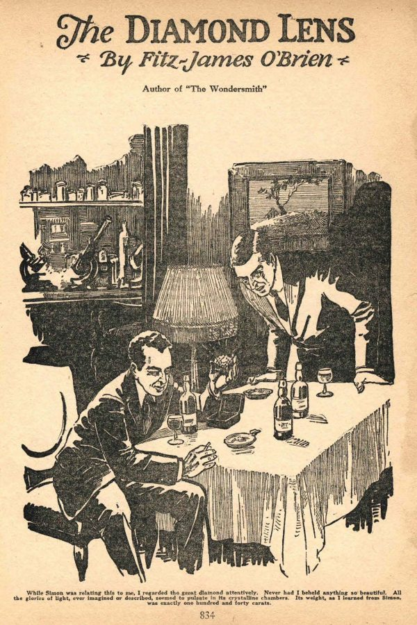 Amazing Stories December 1926-7