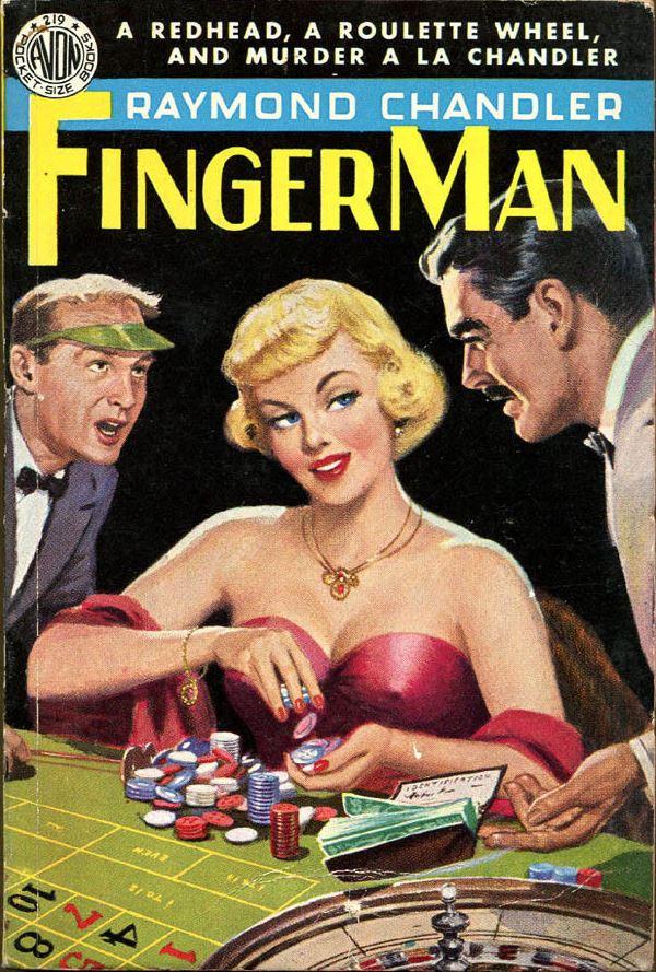 Avon Book #219 1950