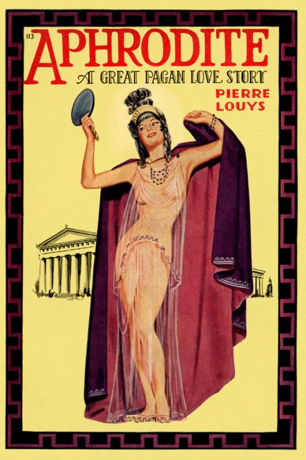Avon Books 113 - Pierre Louys - Aphrodite