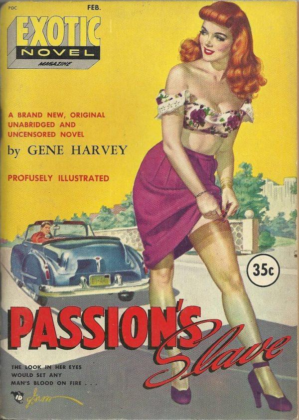 Exotic Novel #6 1950