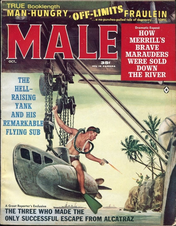 Male October 1962