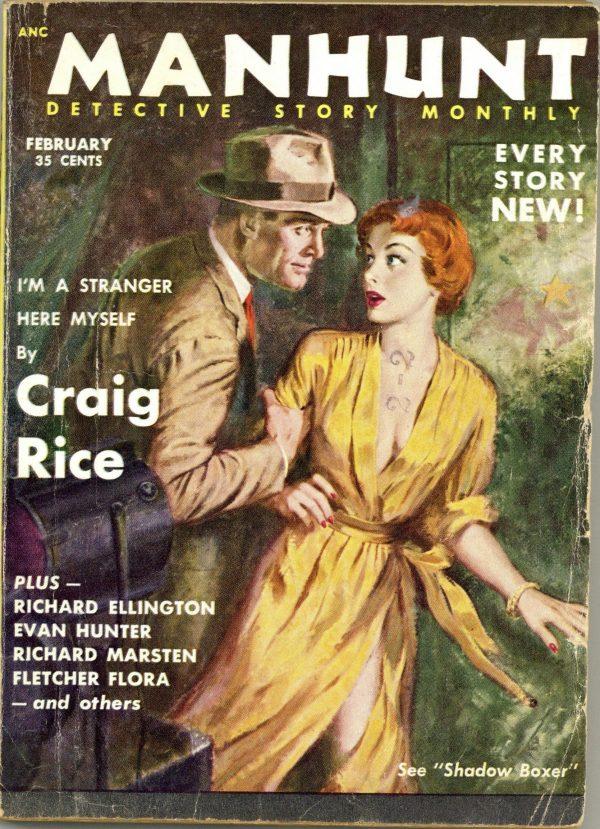 Manhunt February 1954