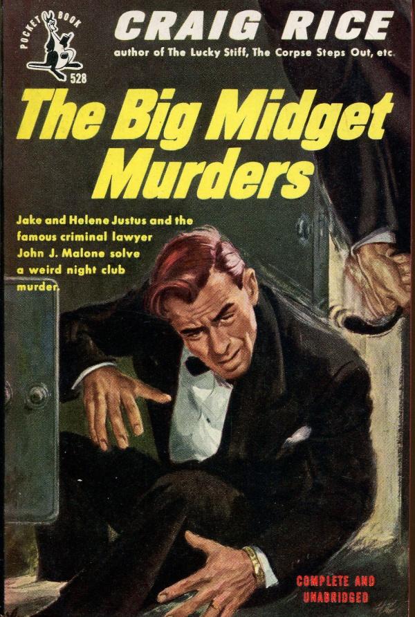 Pocket Books #528, 1948