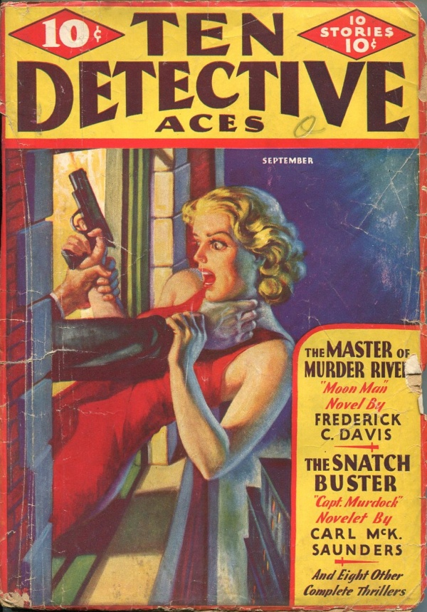 Ten Detective Aces September 1935