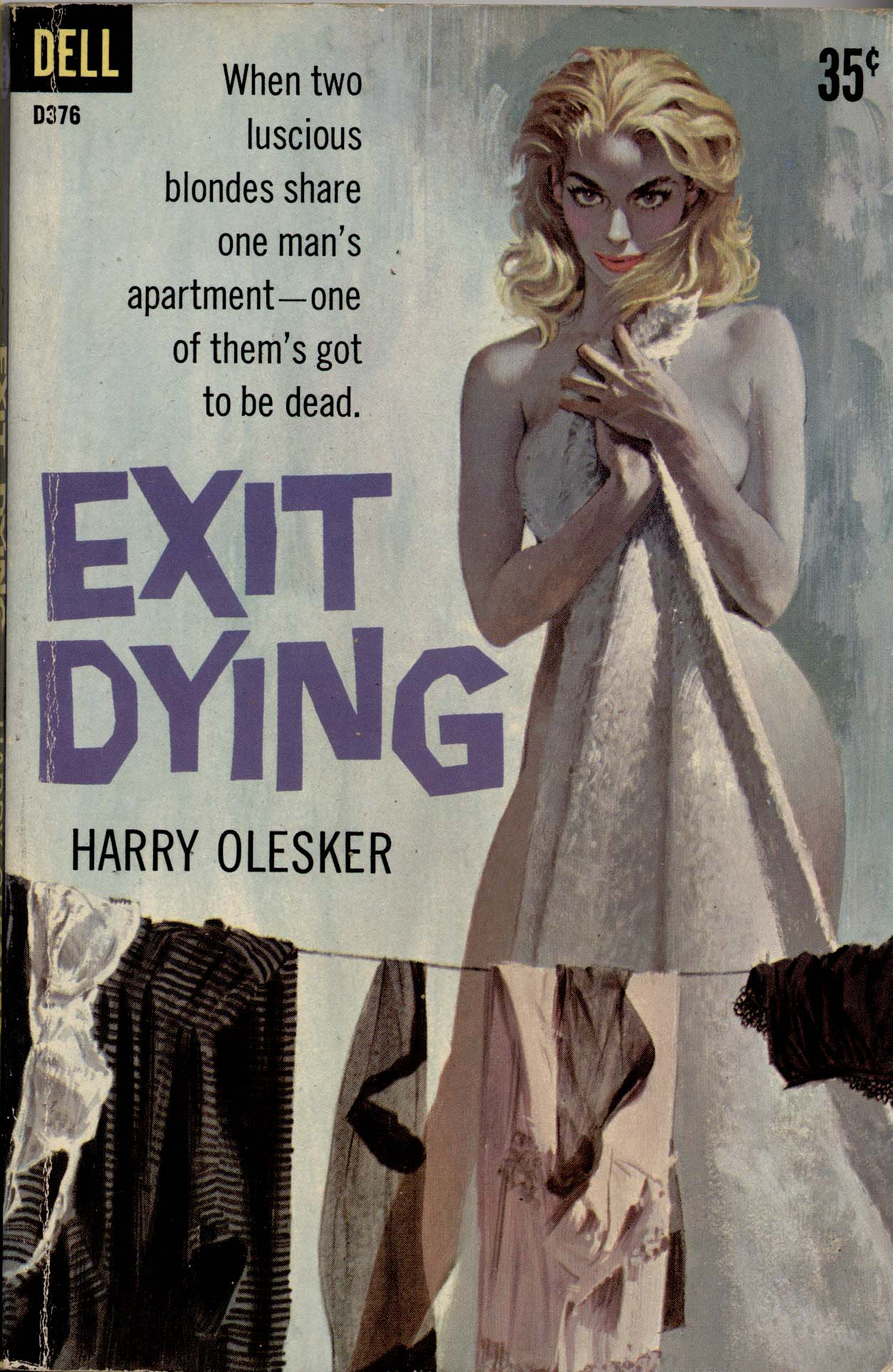 Image result for exit dying pulp cover