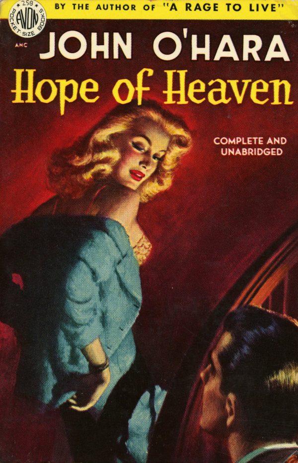 5737817050-avon-books-258-john-ohara-hope-of-heaven