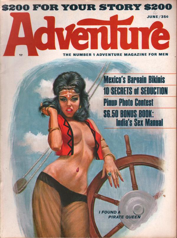 Adventure June 1966