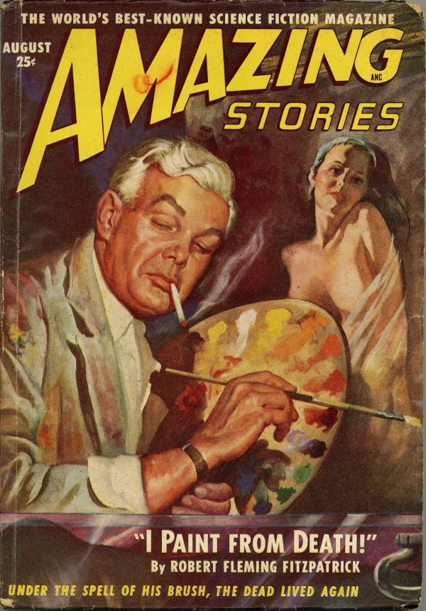 Amazing Stories August 1949