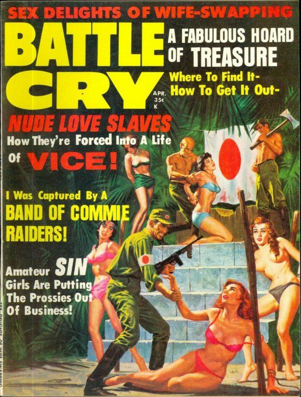 Battle Cry April 1968