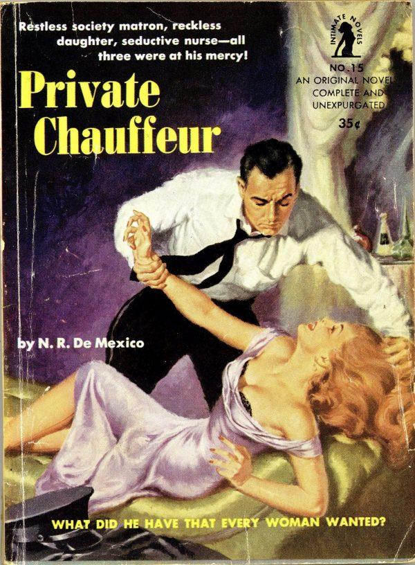 Intimate Novels Digest #15 1952