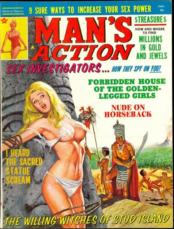 Man's Action June 1969