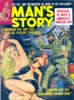 Man's Story September 1965 thumbnail