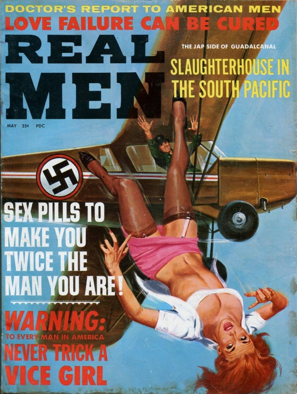 Real Men May 1965
