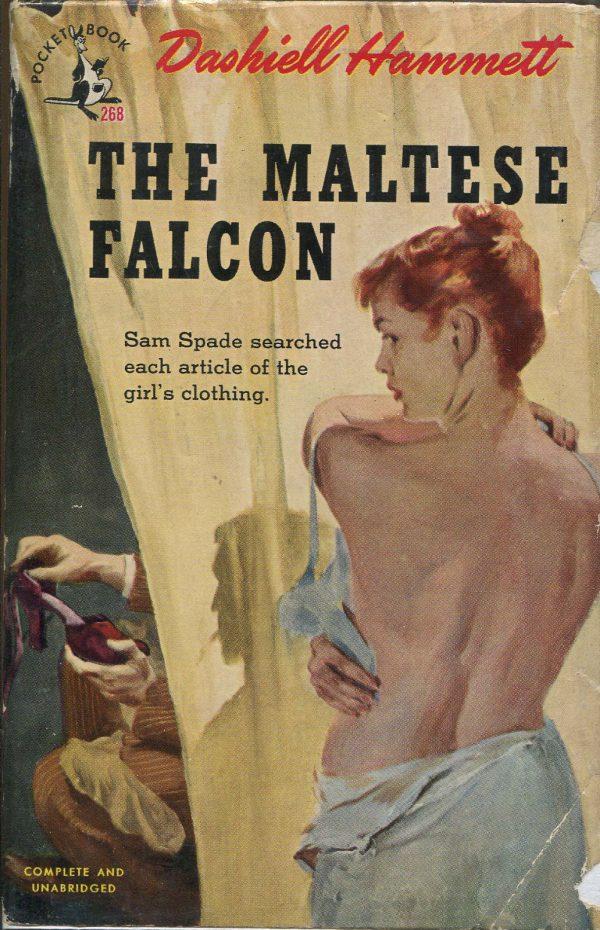 the maltese falcon by dashiell hammett essay