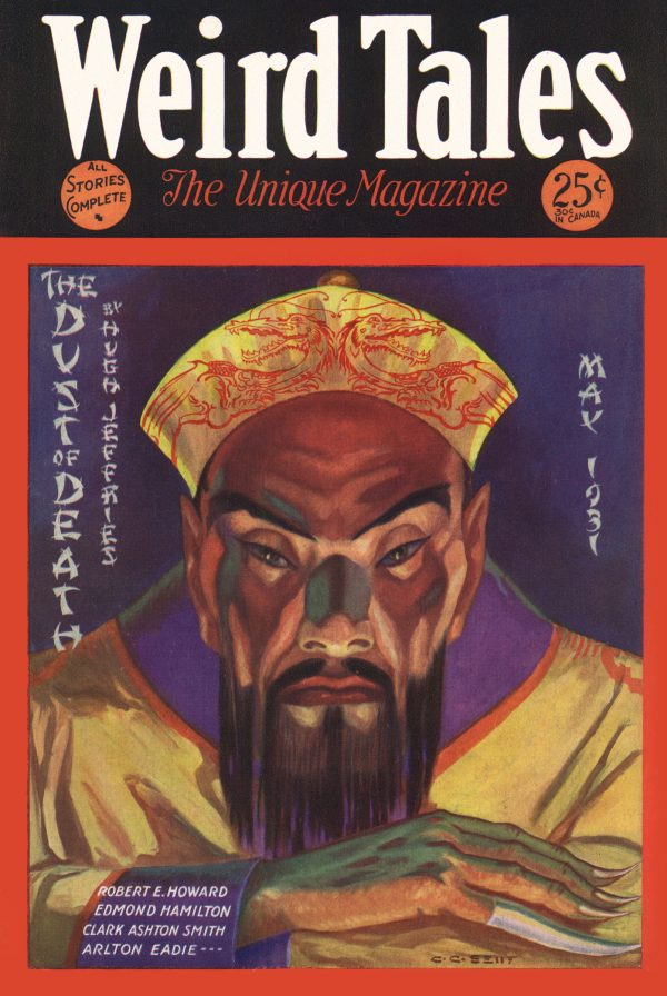 Weird Tales April-May 1931