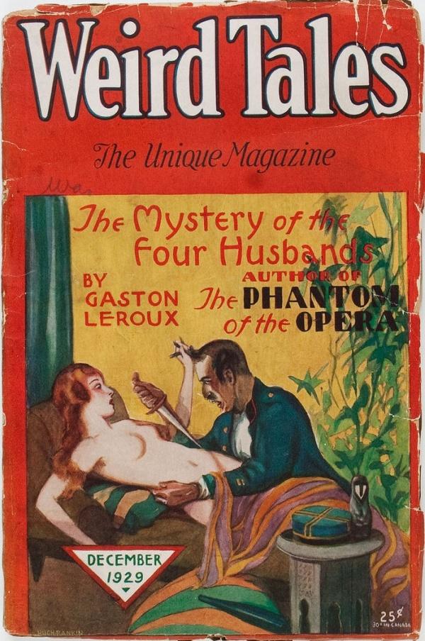 Weird Tales - December 1929