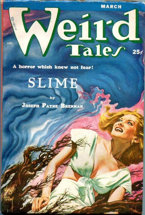 Weird Tales - March 1953