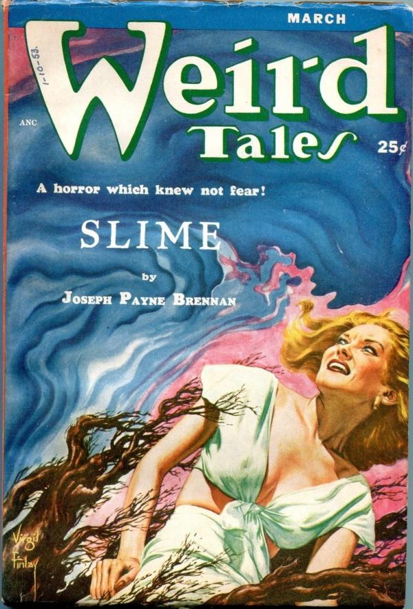 Weird Tales - March 1953