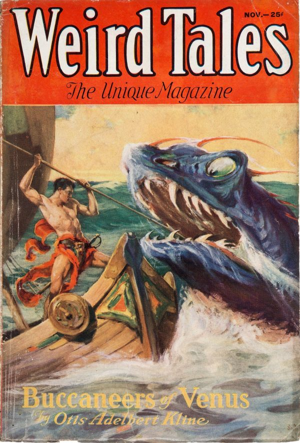 Weird Tales - November 1932